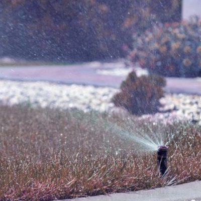 Sprinkler System Shutdown & Blowout